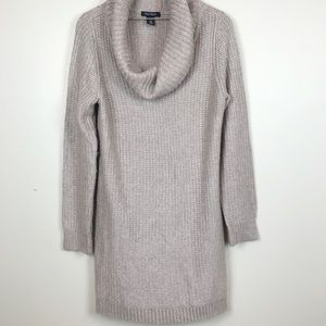 WHBM | Cowl Neck Sweater Dress